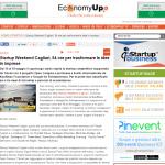 Economy Up articolo startup Cagliari