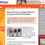 ADVExpress campagna GSK