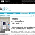 Articolo Vespasiano Salute24