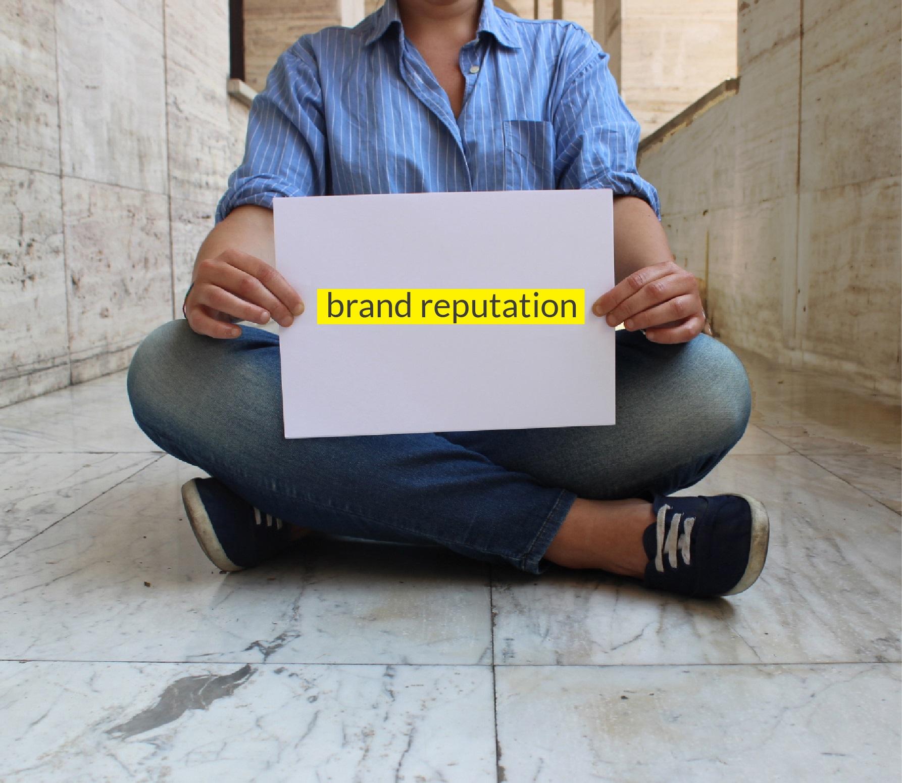 Brand Reputation social network