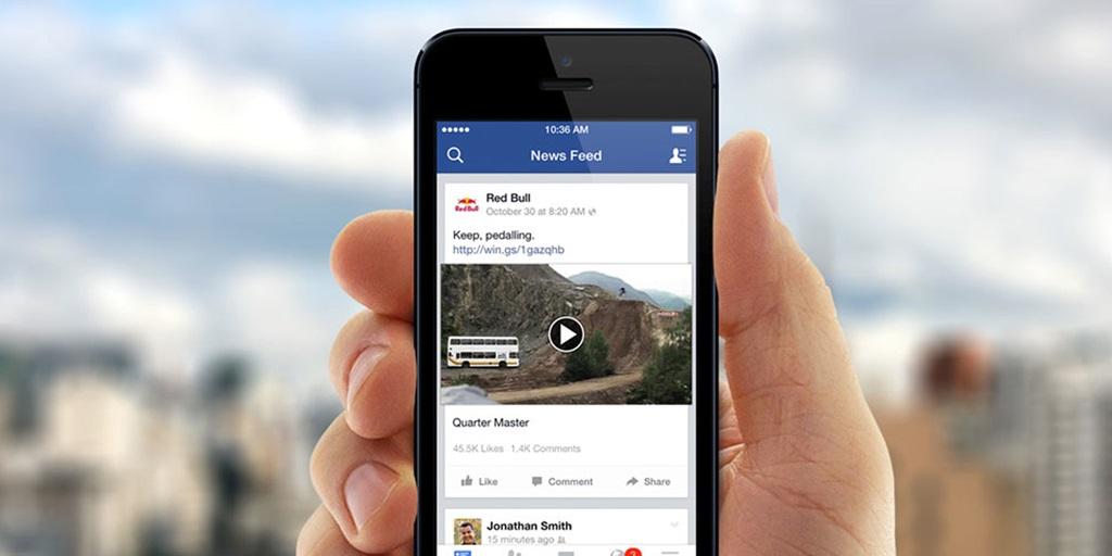 Autoplay Facebook