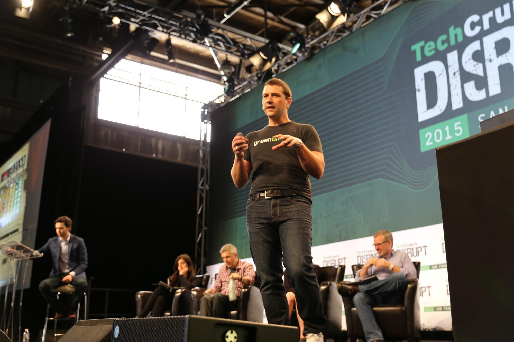 GreenBits startup