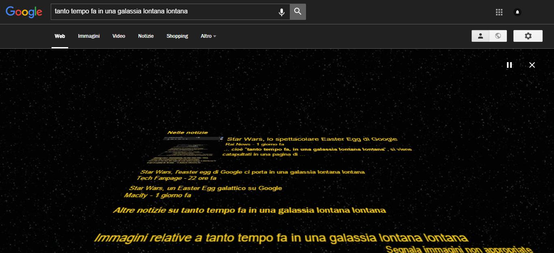 Star Wars ricerca