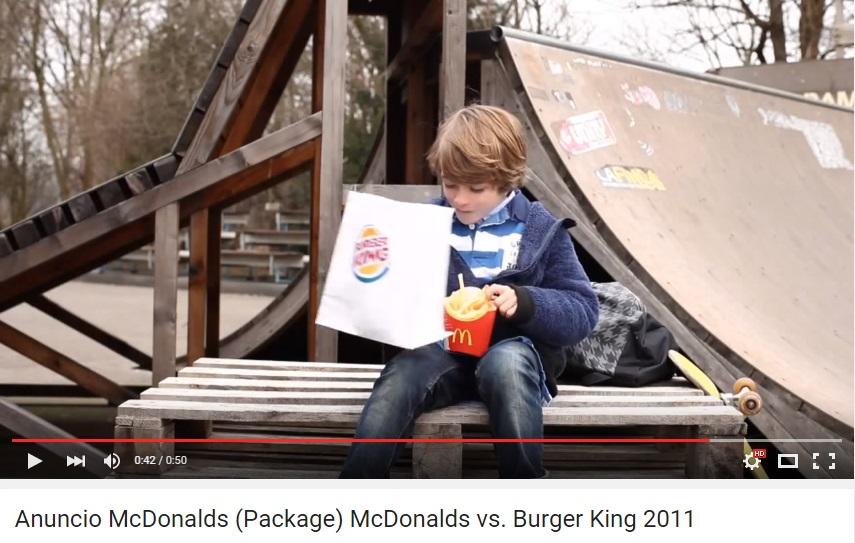 brand McDonald's