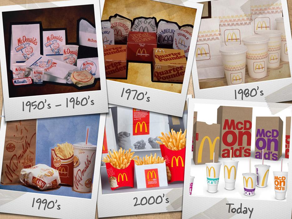 Arriva il nuovo logo di McDonald's