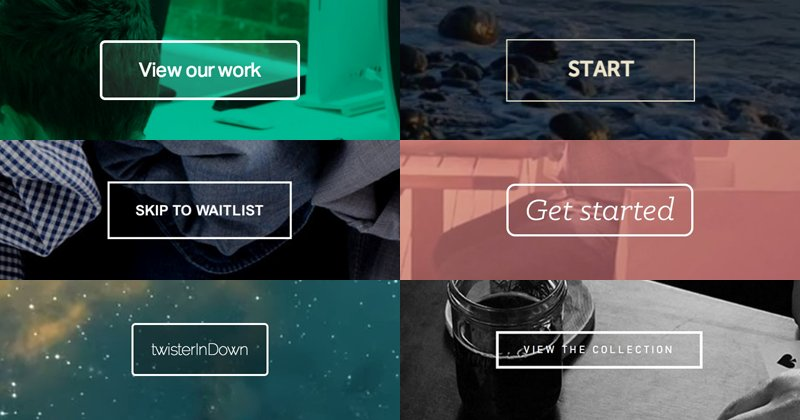 design ghost button