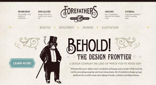 font web design