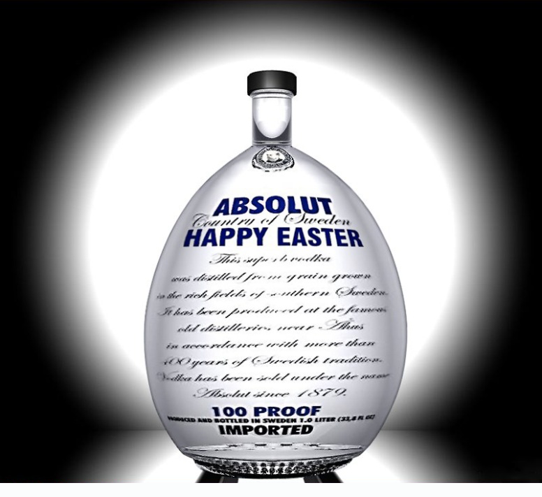 pasqua absolut vodka