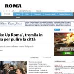 Screenshot la repubblica wakeupRoma